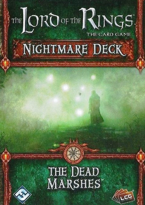 The Lord of the Rings: The Card Game - Nightmare Deck: The Dead Marshes