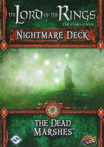 The Lord of the Rings: The Card Game – Nightmare Deck: The Dead Marshes