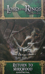 The Lord of the Rings: The Card Game – Return to Mirkwood