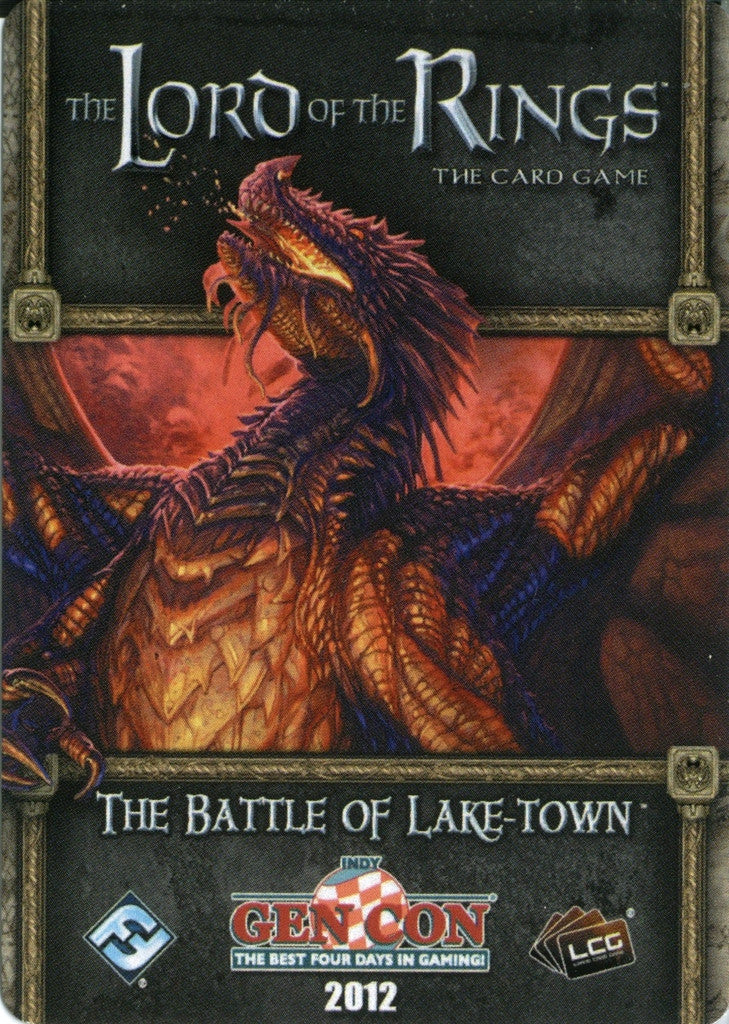 The Lord of the Rings: The Card Game - The Battle of Lake-town