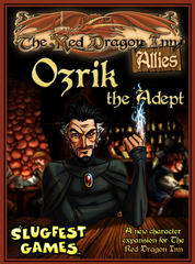 The Red Dragon Inn: Allies – Ozrik the Adept