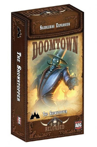 Doomtown: Reloaded - The Show stopper