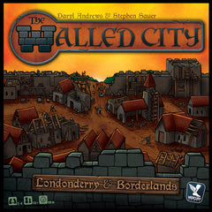 The Walled City: Londonderry & Borderlands (Includes Promo Card)