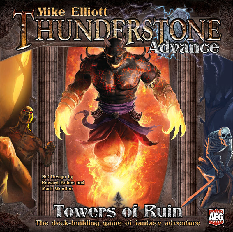 Thunderstone Advance: Towers of Ruin