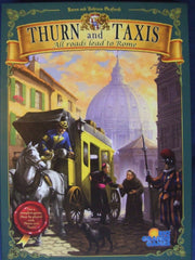 Thurn and Taxis: All Roads Lead to Rome