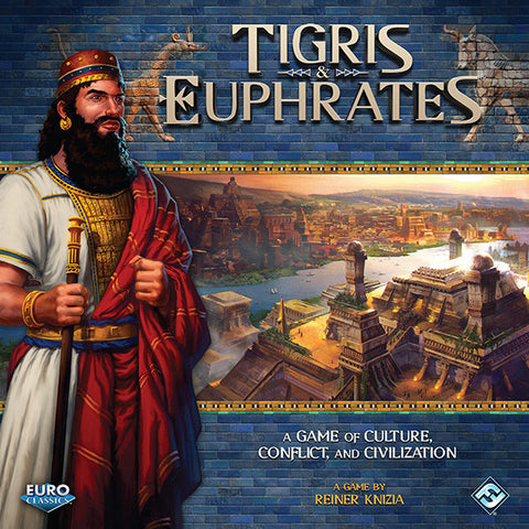 Tigris & Euphrates (English Edition)