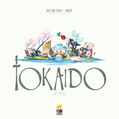 Tokaido (French Edition)