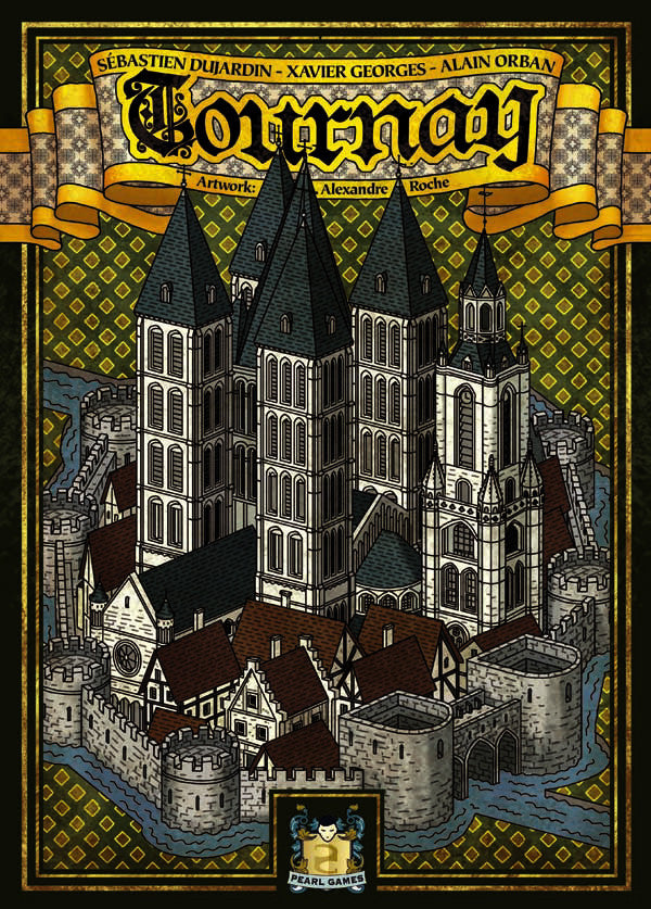 Tournay (French Import)
