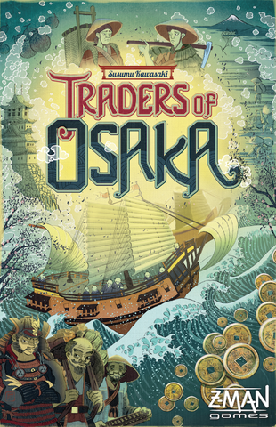 Traders of Osaka (aka Traders of Carthage)