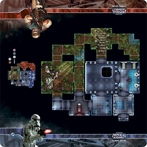 Star Wars: Imperial Assault – Training Ground Skirmish Map