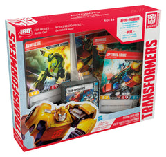 Transformers Trading Card Game - Autobots Starter