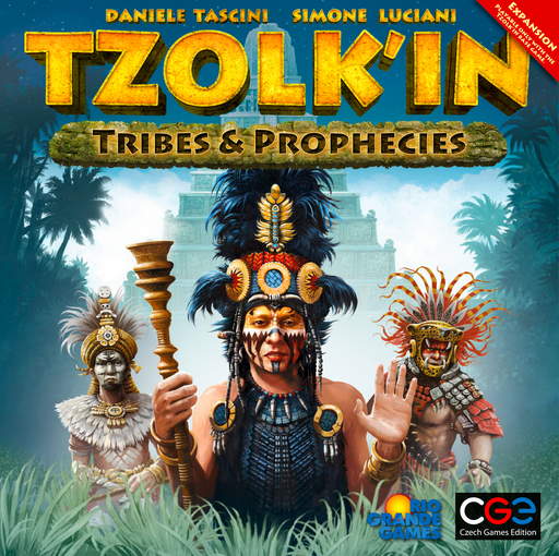Tzolk'in: The Mayan Calendar - Tribes & Prophecies