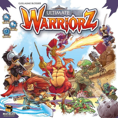 Ultimate Warriorz