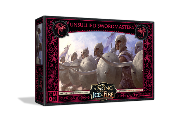 A Song of Ice & Fire: Tabletop Miniatures Game - Unsullied Swordmasters