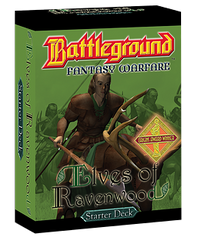 Battleground Fantasy Warfare: Elves of Ravenwood (Starter Deck)