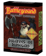 Battleground Fantasy Warfare: Dwarves of Runegard (Reinforcement Deck)