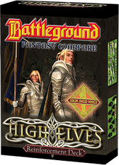 Battleground Fantasy Warfare: High Elves (Reinforcement Deck)