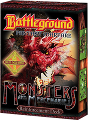 Battleground Fantasy Warfare: Monsters & Mercenaries (Reinforcement Deck)