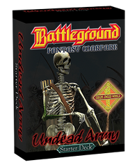 Battleground Fantasy Warfare: Undead Army (Starter Deck)