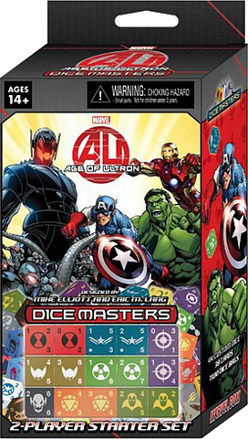 Marvel Dice Masters: Avengers – Age of Ultron Starter Set