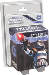 Star Wars: Imperial Assault – Kayn Somos Villain Pack