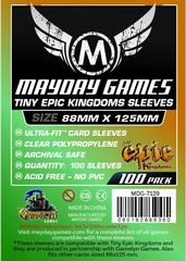 "Mayday - ""Tiny Epic Kingdoms"" Card Sleeves"