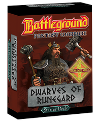 Battleground Fantasy Warfare: Dwarves of Runegard (Starter Deck)