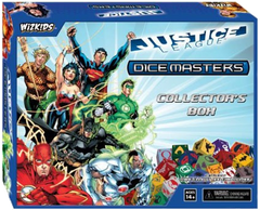 DC Dice Masters: Justice League Collector Box