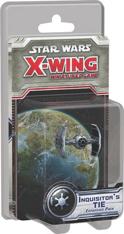 Star Wars: X-Wing Miniatures Game – Inquisitor's TIE Expansion Pack