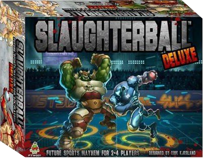 Slaughterball (Deluxe Edition)