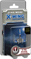 Star Wars: X-Wing Miniatures Game – T-70 X-Wing Expansion Pack
