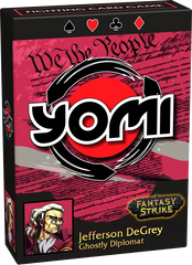 Yomi: DeGrey Deck