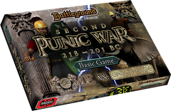 Battleground Historical Warfare: Second Punic War 218-201 BC Basic Game