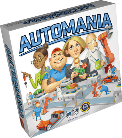 Automania (New Edition)