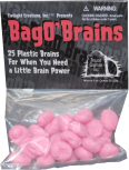 BAG O'BRAINS!!!