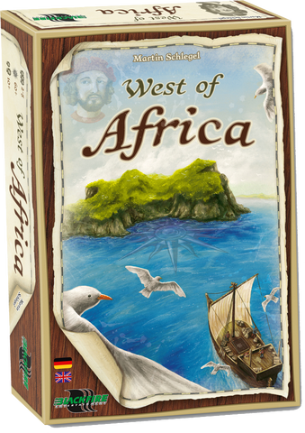West of Africa (Includes Expansion/Upgrade Pack)