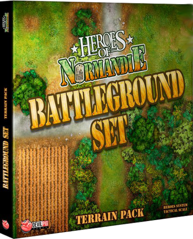 Heroes of Normandie: Battleground Set – Terrain Pack