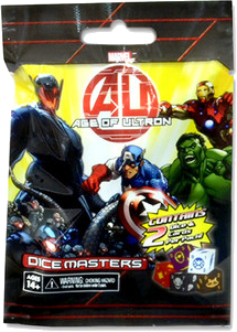 Marvel Dice Masters: Avengers – Age of Ultron Booster Pack (6 Packs)