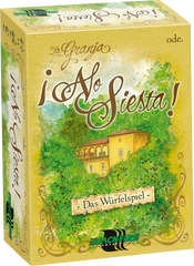 La Granja: The Dice Game - No Siesta! (German Import)