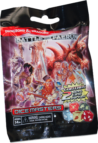 Dungeons & Dragons Dice Masters: Booster Pack