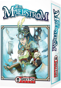 Maelstrom: An Expansion for Captain's Wager
