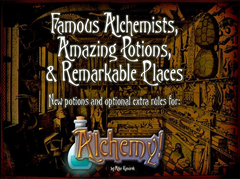 Alchemy! Famous Alchemists, Amazing Potions, and Remarkable Places Expansion
