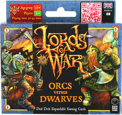 Lords of War: Orcs versus Dwarves