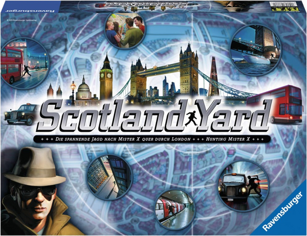 Scotland Yard (New Edition)