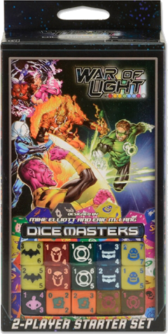 DC Dice Masters - War of Light Starter Set