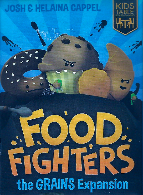 Foodfighters: Grains faction