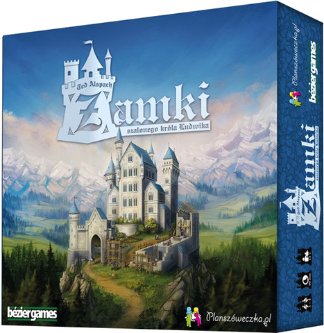 Castles of Mad King Ludwig (Polish Import)