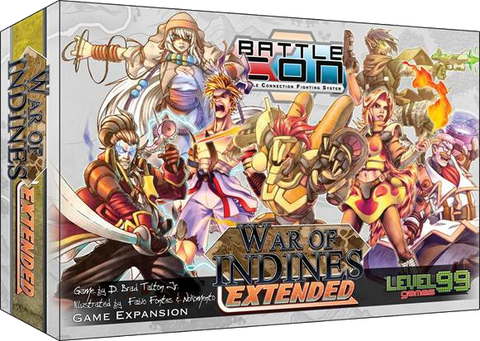 BattleCON: War of Indines - Extended Expansion