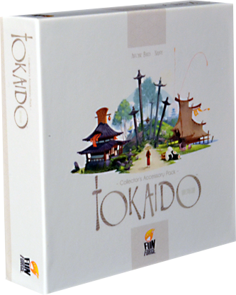 Tokaido: Collectors Accessory Pack