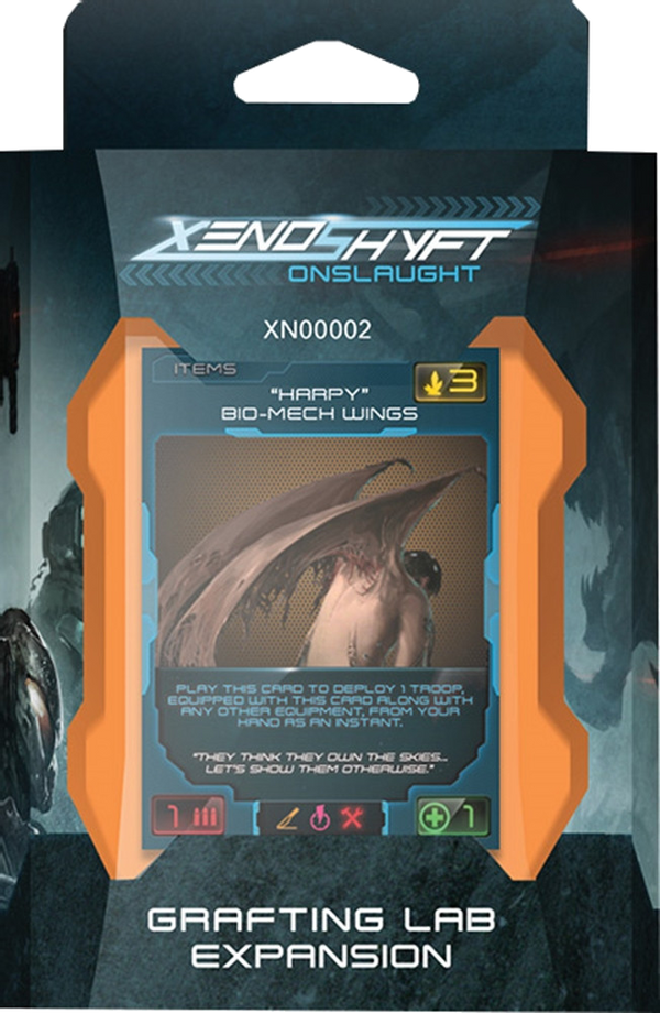 XenoShyft: Onslaught - Grafting Lab Expansion